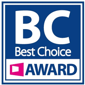 Best Choice Award 2015