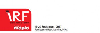 India Retail Forum  2017 in Renaissance Hotel Mumbai, India